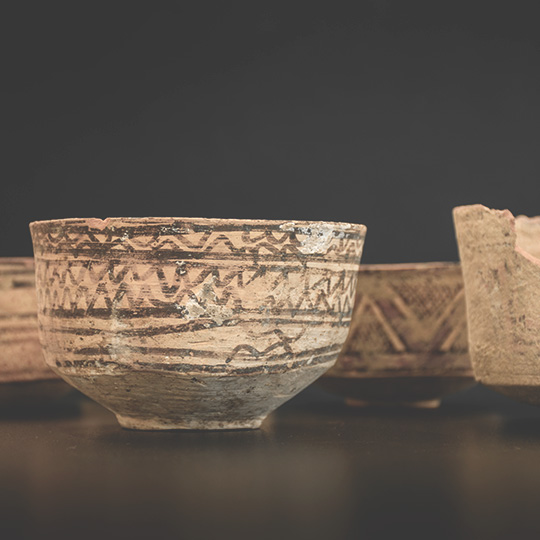 Esposizione di Ceramiche Antiche